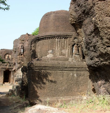 Kolvi Caves, Buddhist Caves, Indian Art, Indian Aesthetics, Hinayana, Rajasthan. Travel, Hadoti Trip, Hadoti, Laterite
