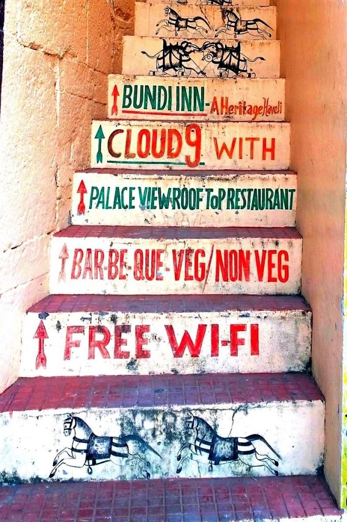 Bundi, Boondi, TRavel, Rajasthan, That and this in Mumbai, Non-touristy, Relaxing in Bundi