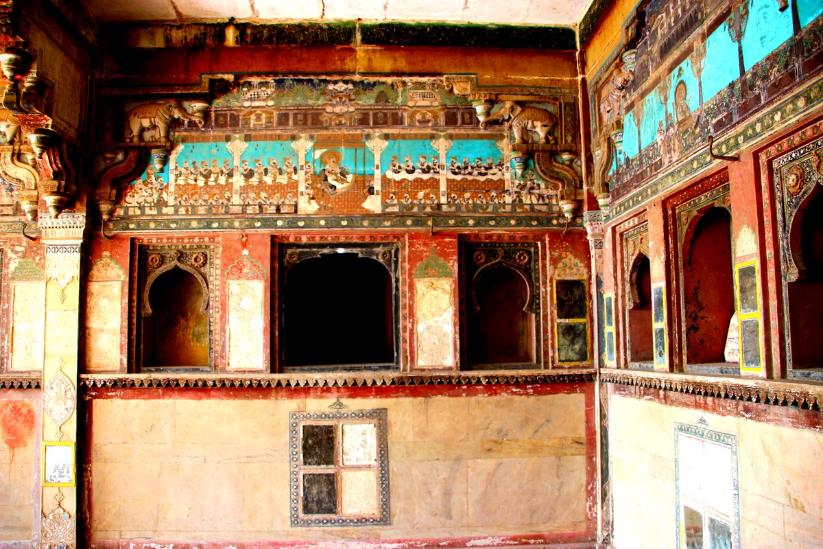 The Splendor of Wall Paintings in Bundi: A Review Article ...