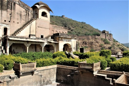 Taragarh Palace, Taragarh Fort, Bundi Palace, Art, Painted Rooms of Bundi Palace, Royal Wall Paintings, Bundi School of Painting, Travel, Rajasthan, Incredibl India