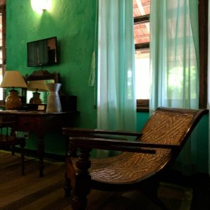 The Bungalow on the Beach, Nonhotel, Neemrana Property, YTanquebar, Tharangambadi, Heritage Hotel
