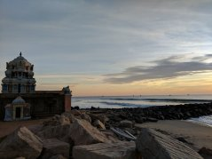 The Bungalow on the Beach, Nonhotel, Neemrana Property, YTanquebar, Tharangambadi, Heritage Hotel