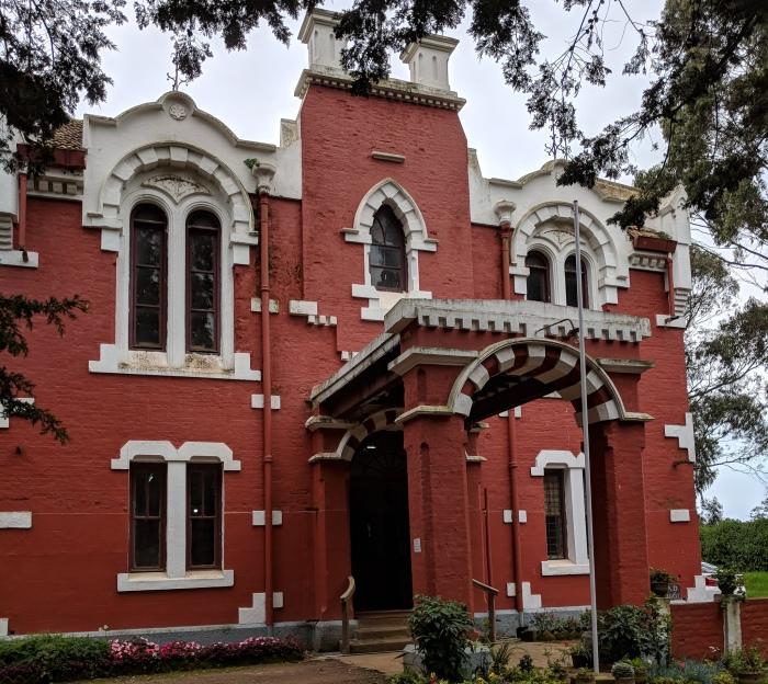 Nigiri Library, ooty, Ootacamund, Udhagamandalam, Libraries of India, Tamil Nadu, Books, Reading, Travel