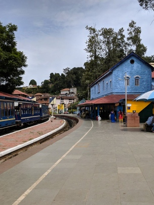 UNESCO World Heritage Site, Historical Monument, Architecture, Heritage, India, Incredible India, Mountain Raiway, Nilgiri Mountain Railway, Coonoor, Ooty-Metupalayam Passenger, Nilgiris, Tamil Nadu