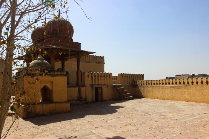 Bikaner Revisited, Royal Bikaner, Bikaji ki Tekree