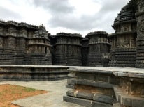 UNESCO World Tentative List Hoysaleshwara Hoysala Temple