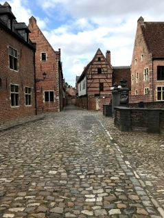 UNESCO World Heritage Site, Historical Monument, Architecture, Heritage, Flemish Beguinages or Begijnhofs, Groot Begijnhof at Leuven